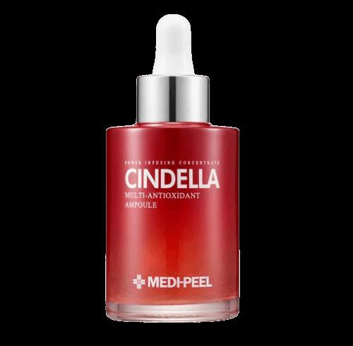 Антиоксидантная мульти-сыворотка Cindella Multi-antioxidant Ampoule
