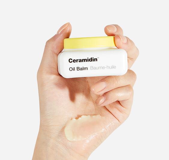 Бальзам на основе керамидов Dr.Jart Ceramidin Oil Balm