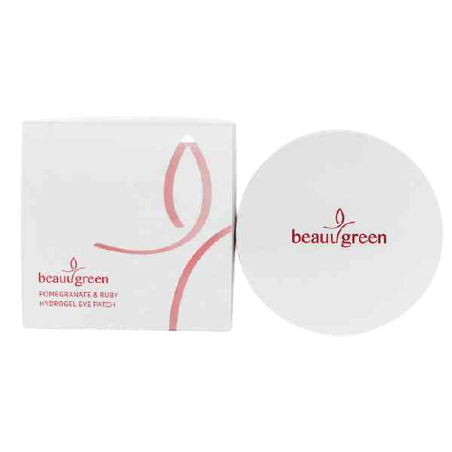 Гидрогелевые патчи BeauuGreen Pomegranate and Ruby, standart size