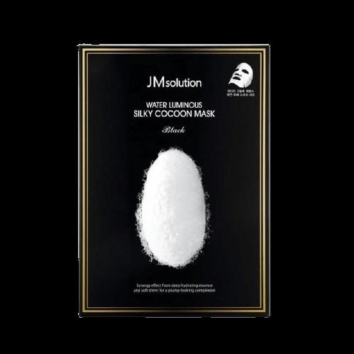 Маска для лица с протеинами шелка JMsolution Silky Cocoon