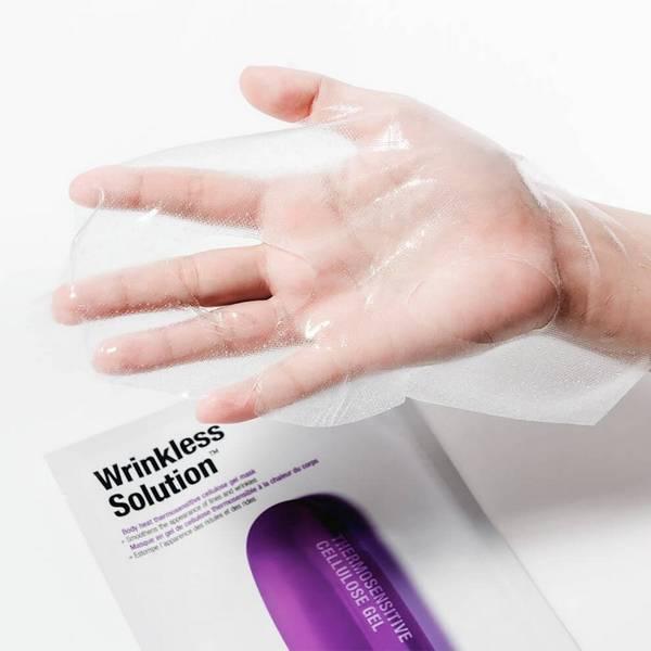 Маска для лица с термочувствительным гелем Dr. Jart Wrinkless Solution