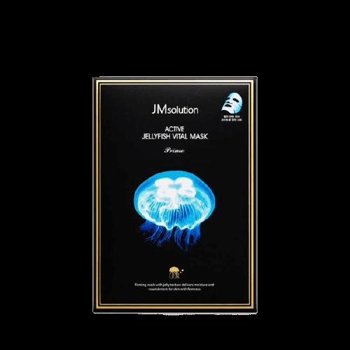 Маска с экстрактом медузы Jmsolution Active Jellyfish Vital Mask