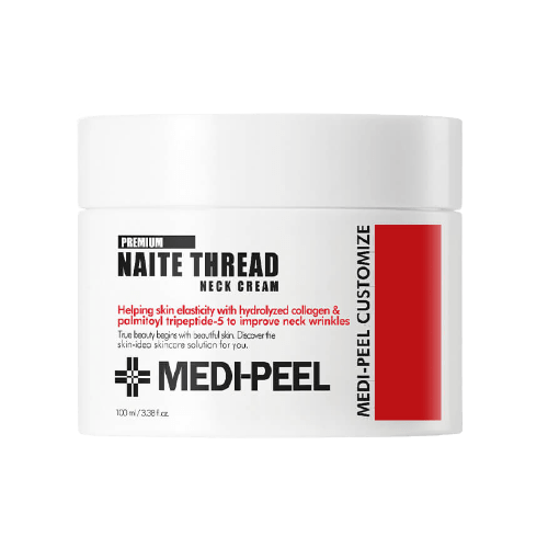 Подтягивающий крем для шеи Medi-Peel Naite Thread Neck