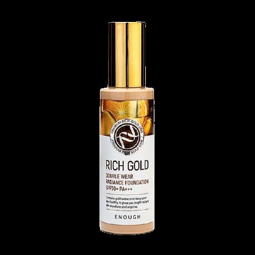 Тональный крем Enough Rich Gold Double Wear Radiance Foundation