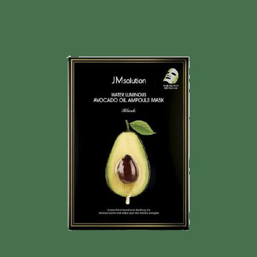 Ультратонкая маска с авокадо JMsolution Avocado Oil Ampoule