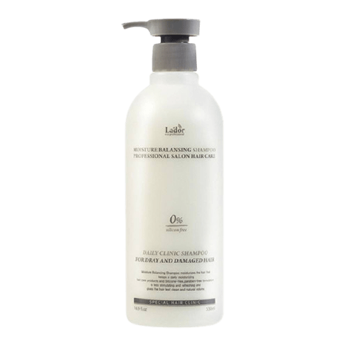 Увлажняющий бессиликоновый шампунь Moisture Balancing Shampoo