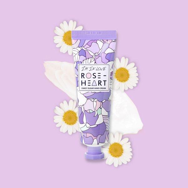 Увлажняющий крем для рук Roseheart Fancy sugar hand cream