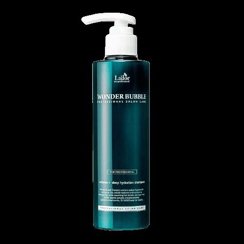 Увлажняющий шампунь для волос Lador Wonder Bubble Shampoo