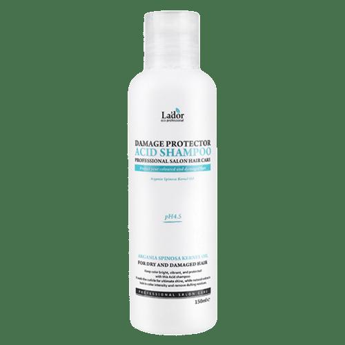 Защитный шампунь для поврежденных волос Damaged Protector Acid